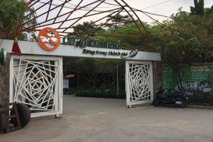Hà Nội: Hàng nghìn m2 đất trồng cây cảnh, sân chơi 'biến' thành nhà hàng ăn uống tại phường Yên Phụ?