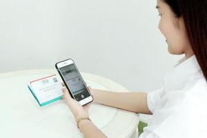 Kienlongbank áp dụng kiểm tra tiền gửi tiết kiệm bằng QR code
