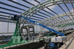 Phấn đấu hoàn thiện 2 nhà ga loại A tuyến metro số 1 trong dịp lễ 30/4