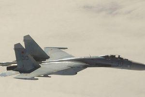 24 máy bay nước ngoài trinh sát biên giới Nga