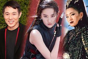 Củng Lợi - Lý Liên Kiệt gia nhập 'Hoa Mộc Lan', Lưu Diệc Phi có nguy cơ là công chúa mờ nhạt nhất Disney?