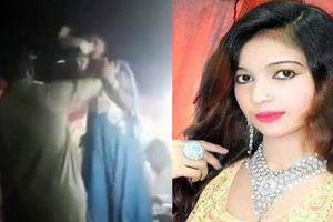 Từ chối đứng hát vì đang mang bầu, nữ ca sĩ trẻ bị bắn chết ngay trên sân khấu