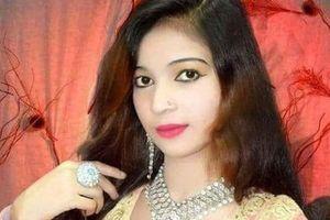 Clip ca sĩ mang thai 8 tháng bị bắn chết khi đang hát ở Pakistan
