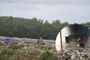Xử lý chất thải rắn sinh hoạt trên địa bàn tỉnh Quảng Ngãi