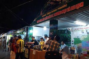 Bình Phước tham gia Ngày hội Du lịch TP.HCM năm 2018