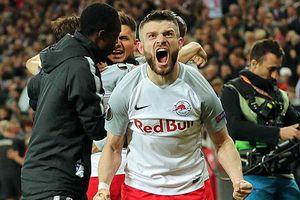 Ghi 3 bàn trong 4 phút, CLB của Áo ngược dòng khó tin ở Europa League
