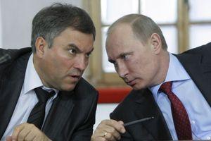 Duma Quốc gia Nga sẽ sớm trả lời hành vi chống phá của Mỹ