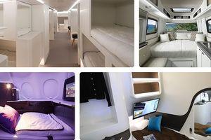Airbus sắp ra mắt máy bay giường nằm A330