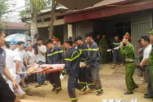 Vụ sạt lở đất tại tỉnh Lào Cai: Ba nạn nhân đã tử vong