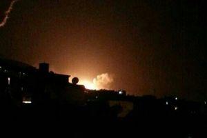 Mỹ-Anh-Pháp giáng đòn với Syria: Không báo trước Nga