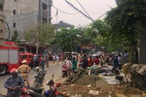 Hai vợ chồng tử vong trong vụ sạt lở ta luy ở Lào Cai