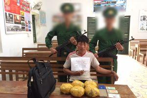 Bắt vụ vận chuyển 4,8kg thuốc phiện, 198 viên ma túy tổng hợp