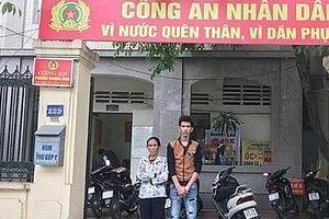 CA phường Thượng Đình giúp thanh niên đi lạc trở về nhà