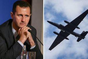 Tổng thống Syria trú tại căn cứ Nga trước khi Mỹ tấn công