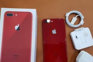 iPhone 8 đỏ đã chính thức có mặt tại Việt Nam