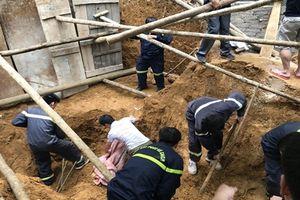 Lào Cai: Sạt lở đất nghiêm trọng, 4 người thương vong