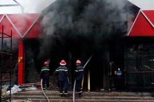 Hé lộ nguyên nhân ban đầu của vụ cháy nhà hàng Sive beer nổi tiếng ở Hải Phòng