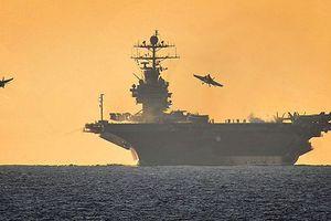 Mỹ, Anh, Pháp tấn công tên lửa Syria