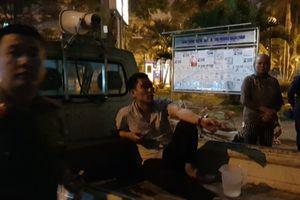 Hà Nội: Bắt khẩn cấp tài xế kéo lê nạn nhân hàng trăm mét