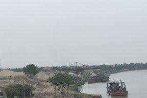 Hưng Yên: Dấu hiệu 'tiếp tay' cho doanh nghiệp tập kết cát sỏi trái phép?
