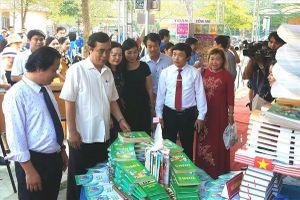 Quảng Trị: Đưa mô hình sách của trường miền núi về triển lãm ở thành phố
