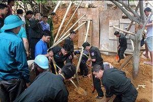 Danh tính các nạn nhân tử vong trong vụ sạt lở taluy ở Lào Cai