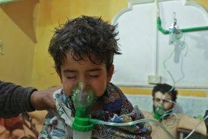Nga công bố bằng chứng dàn dựng tấn công hóa học ở Syria