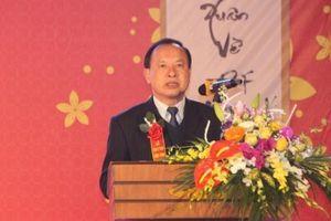 Thái Bình: Tưng bừng Hội chợ Xuân 2018
