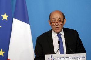 Pháp đệ trình các sáng kiến cho cuộc khủng hoảng Syria