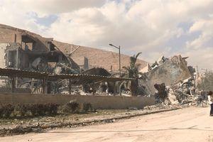 Israel: Nga chỉ thị mục tiêu giúp Syria hạ Tomahawk?
