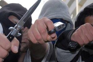 Tăng cường 300 cảnh sát tuần tra đường phố để chống tội phạm dùng dao