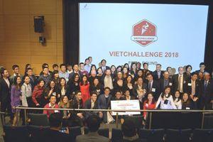 Sân chơi khởi nghiệp cho người Việt trẻ