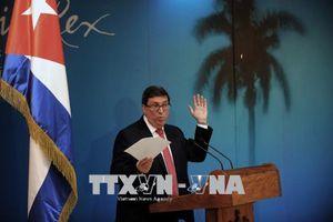 Cuba cảnh báo nguy cơ tái sử dụng vũ lực tại Mỹ Latinh