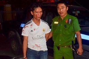Người dân cùng Cảnh sát 113 bắt giữ tên trộm có 6 tiền án