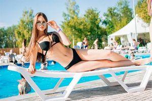 Vẻ đẹp tươi trẻ và nóng bỏng của tân Hoa hậu Nga