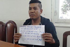 Vụ tàng trữ kho súng đạn ở Đà Lạt: Thêm 1 nghi can ra đầu thú