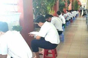 Trường Nguyễn Khuyến bị tố như 'trại lính': Trường học hay lò luyện?