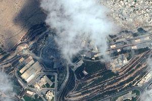 Hình ảnh các mục tiêu ở Syria trước và sau khi bị 'mưa' tên lửa của liên quân 'băm nát'