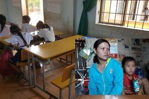 Đắk Lắk: Thầy giáo đấm học sinh lớp 1 chảy máu mũi trong giờ học