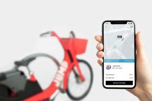 Uber nhảy vào cuộc chơi chia sẻ xe đạp