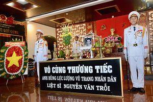 Anh hùng Nguyễn Văn Trỗi đã an nghỉ tại Nghĩa trang Liệt sĩ TPHCM