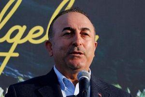 Ngoại trưởng Thổ Nhĩ Kỳ khẳng định quan hệ vững mạnh với Nga