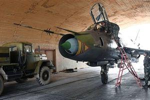 Syria rút toàn bộ máy bay khỏi căn cứ Hmeymim