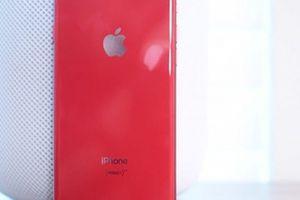 Mở hộp iPhone 8 màu đỏ cực chảnh