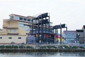 Lùm xùm 'Ký ức Hội An': Dự án Công viên văn hóa bị đề xuất phá bớt công trình