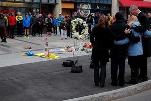Boston tưởng niệm 5 năm vụ đánh bom kinh hoàng cuộc thi Marathon