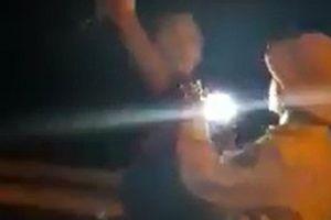 Điều chuyển công tác vị CSGT rọi đèn pin, 'vung tay' về phía người quay phim