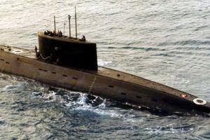 Tàu ngầm Kilo Nga 'săn đuổi' tàu ngầm Anh trước vụ không kích Syria