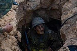 Israel phá hủy đường hầm Gaza dài nhất từ dải Gaza