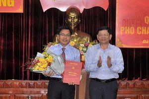 Đà Nẵng có Phó Chánh văn phòng Thành ủy tuổi 35